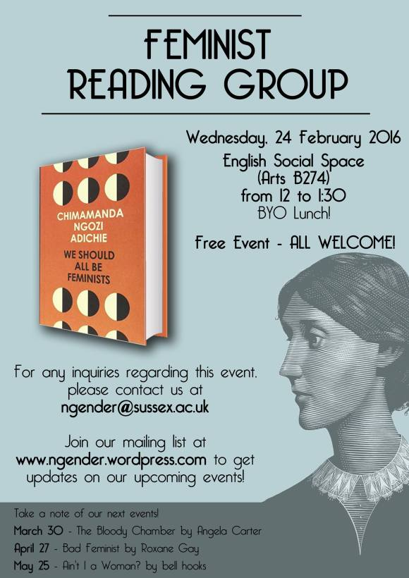 ngender reading group